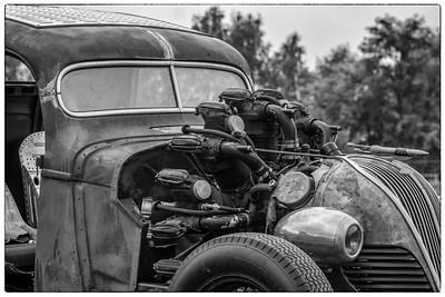 None comun car engines