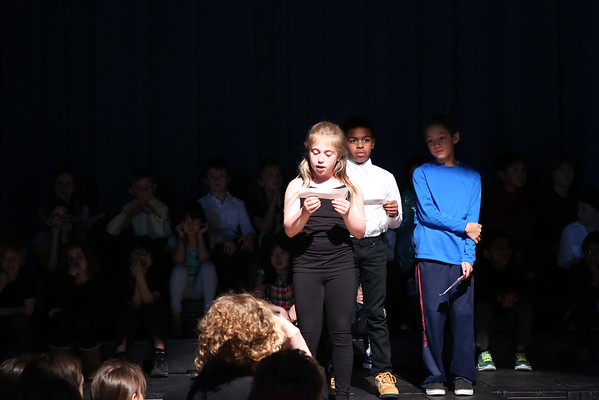 Third Grade Play- 3B
