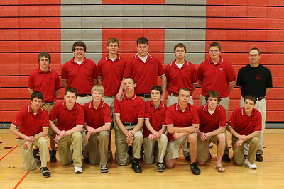 2008-2009 Spring Sports Teams - Selected (10 Pictures)