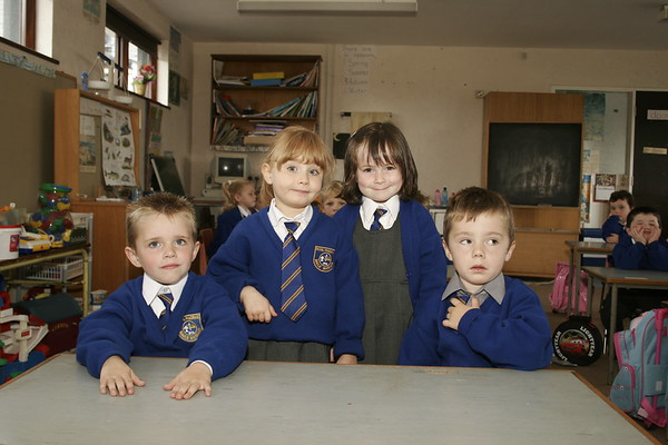Ballybryan new pupils