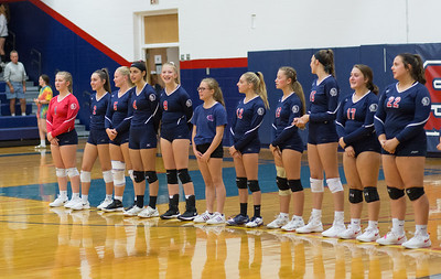Sayre ~ Athens Volleyball 9/17/19