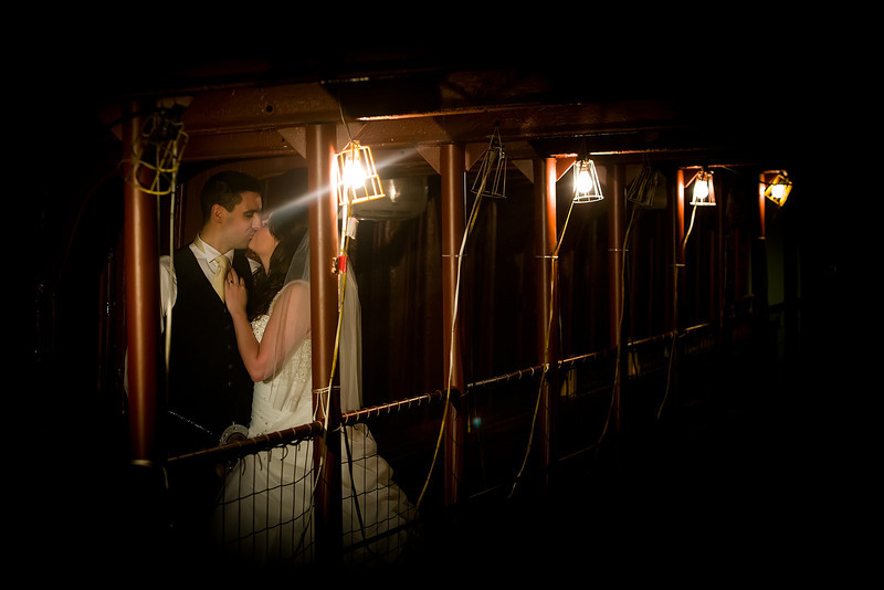 Glasgow Tall Ship Wedding
