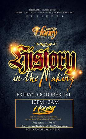 Sweet like Honey 10-1-2010