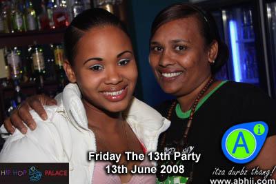 Hip Hop Palace - 13th June 2008