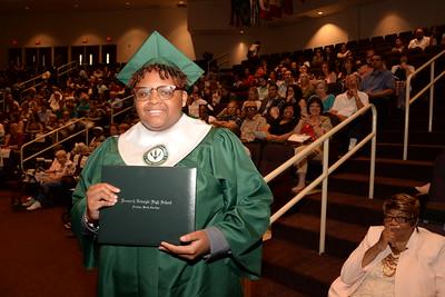 Cheyanne Sylvia Graduation 6-10-2017
