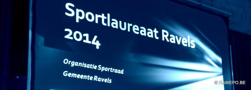 20150411 Ravelse Sportlaureaten 2014