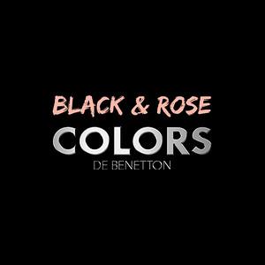 Benetton   Black & Rose