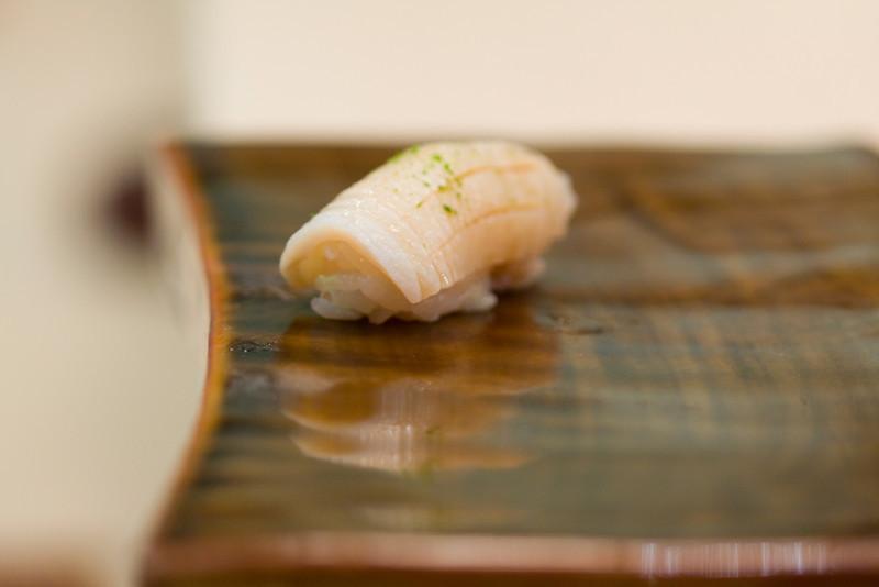 Course #10: Sushi Sushi #9: Abalone