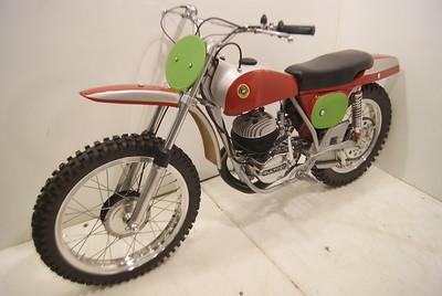 1971 Bultaco Pursang 250 MK4