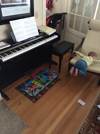"Piano ""Playing"""