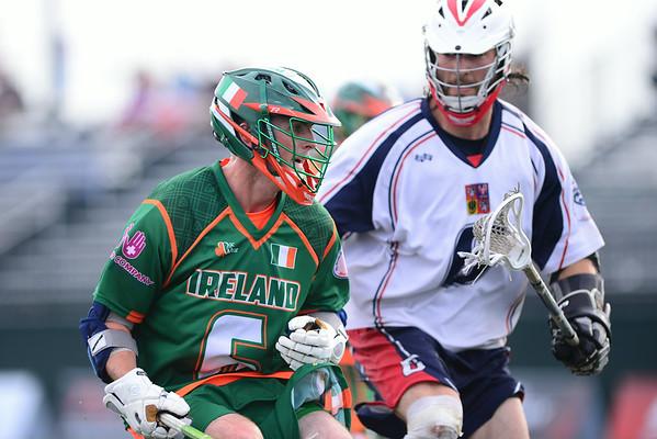 Ireland vs Czech Republic, 7-15-14