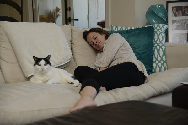 Mom Visiting 2013-10-12