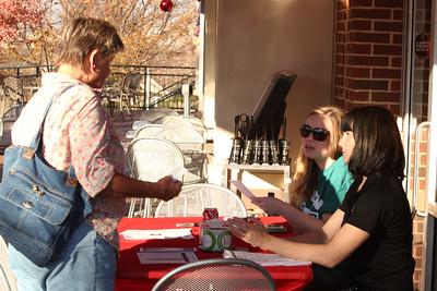 Blood Drive Tree Lighting Kids Club November 20 & 21, 2014