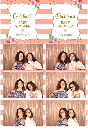 Cristina's Baby Shower
