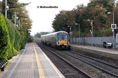 Portlaoise (Rail), 11-10-2016