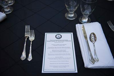 Student Senate Alumni Society Dinner