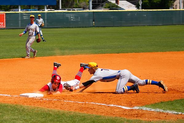 LHPS Varsity Baseball vs TFA