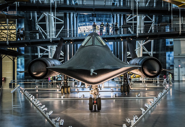 2015.06.07 - Smithsonian Air and Space Museum - Udvar-Hazy Center