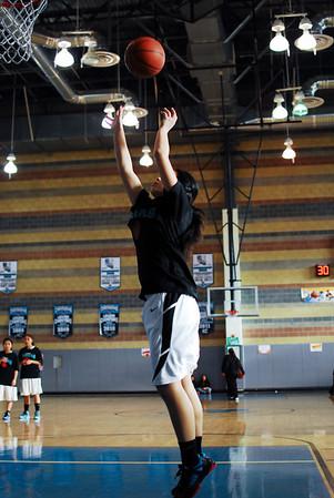 Girls Basketball vs Torres 2.10