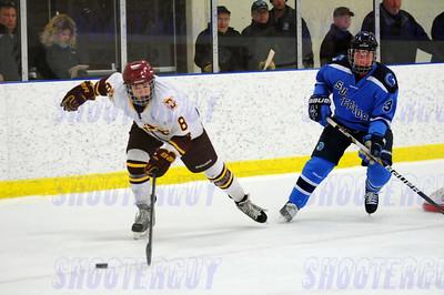 SHS Boys Varsity Hockey 2014/2015