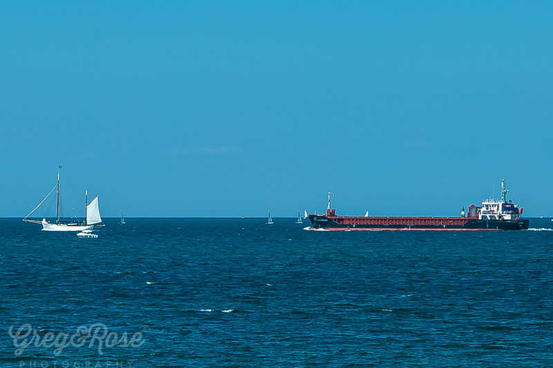 Yawl and Freighter