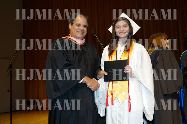 Miami Arts Charter Graduation 6/2/18