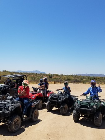 6-5-19 AM ATV/UTV TOUR JOHN