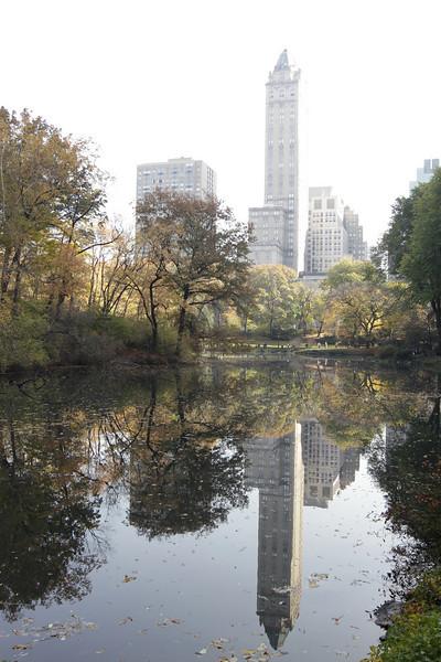 11-09-2009 Central Park & 57th Street