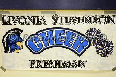 1/30/10 Livonia Stevenson Invitational - Freshmen & JV