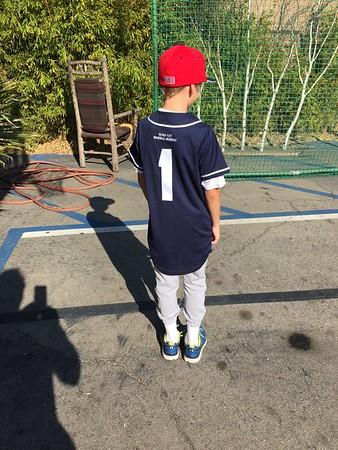 Jackson Gets His Prospect Uniform