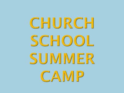 Church School Summer Camp