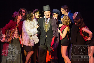 The Producers - Dubuque Grand Theater