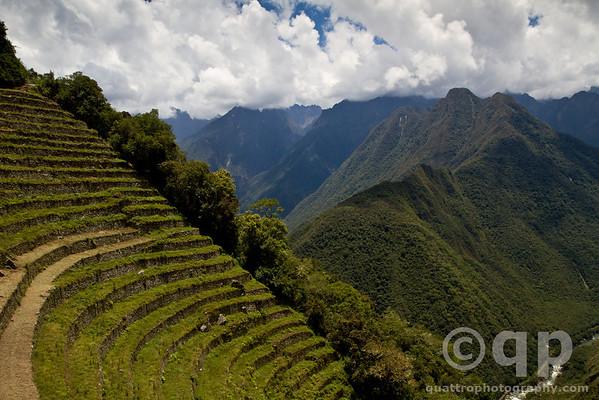Winay Wayna and Inca Trail