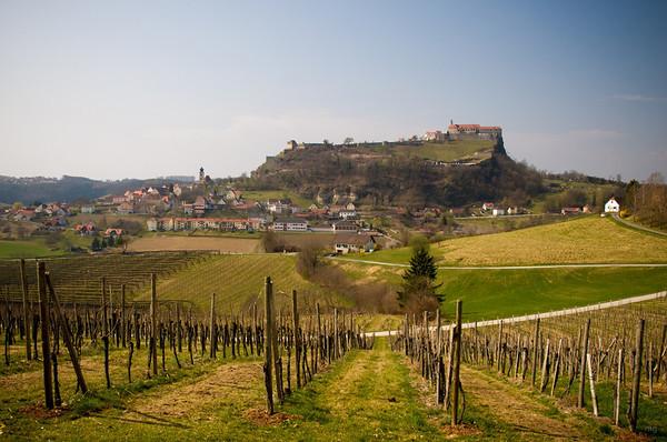 Genussreise Riegersburg (24.03.2012)