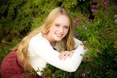 Aubrey Senior Pictures