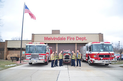 Melvindale Fire Department