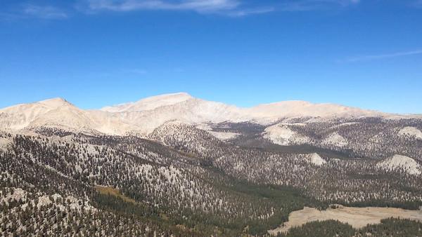 Trail Peak 11,605 feet