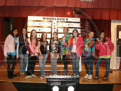 April 18 - Woodloch Feud