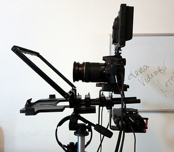 Teleprompter Modifications