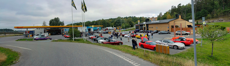 Club Corvette Sweden - Mixed Pictures
