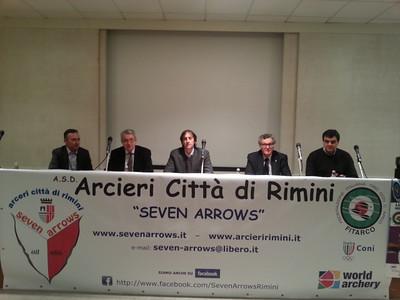 Tricolori Indoor  - Rimini 2014