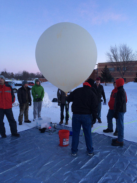 High Altitude Balloon Club