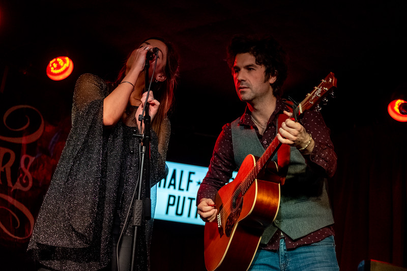 Kelly Lethbridge & Jimmy Owen