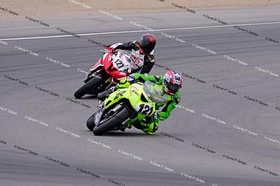 Moto GP - Saturday July 24th, 2010