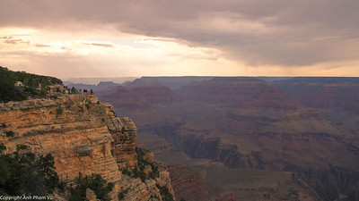 Grand Canyon July 2009