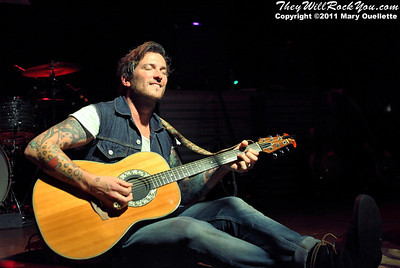Butch Walker and the Black Widows <br> October 22, 2011 <br> Royale - Boston, MA <br> Photos by: Mary Ouellette