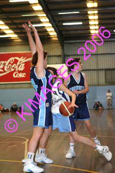 Tamworth Vs Albury U16 W 27-8-06