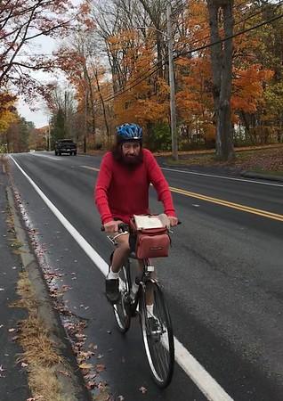 October 30 Wednesday Ride