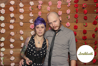 Missy and Sten SMILEBOOTH