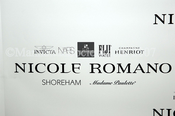 Nicole Romano Presents 2008 Collection